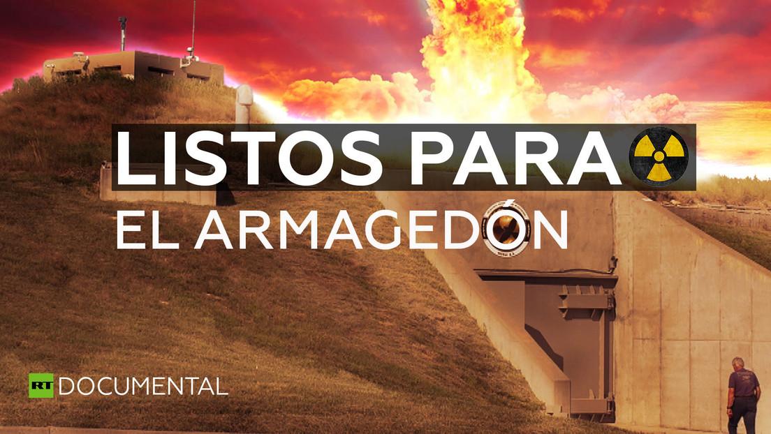 Listos para el Armagedón: Sobrevivir al hambre, al pánico y a la anarquía en un búnker