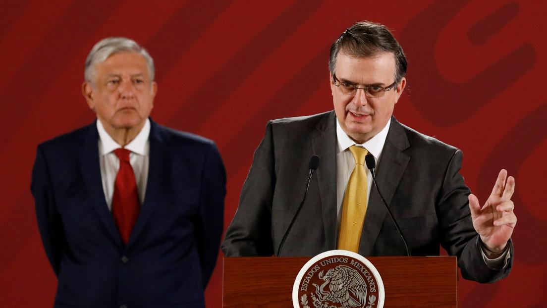 """México ofrece a EE.UU. colaboración contra el narco en lugar de """"antagonismo"""" (que genera la propuesta de Trump)"""
