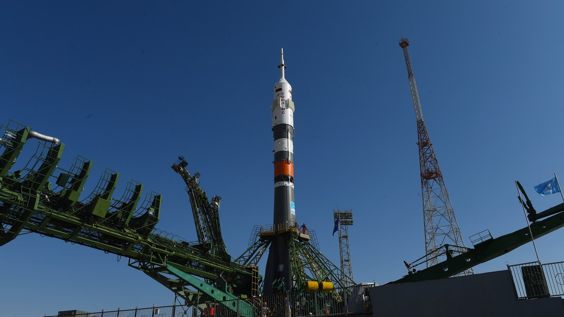 La NASA quiere comprar dos lugares más en las naves espaciales rusas Soyuz para llegar a la EEI