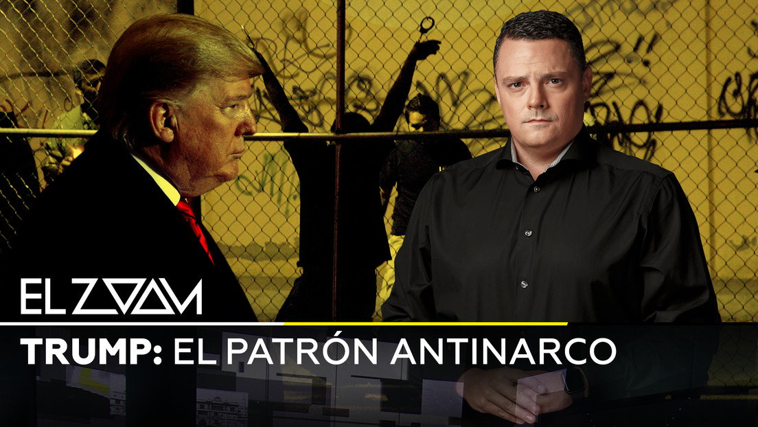 Trump: el patrón antinarco