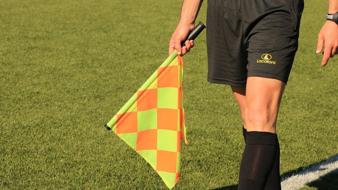 VIDEO: Jugadores agreden a un árbitro tras un partido del Campeonato Paraense sub-20