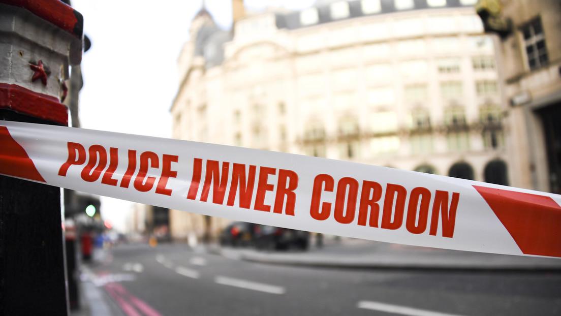 Uno de los héroes del ataque en Londres es un asesino que cumple cadena perpetua y estaba en un día de libertad condicional
