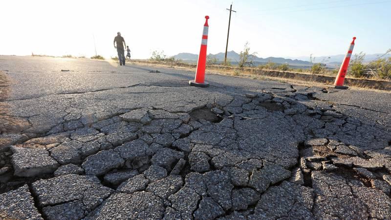 Sismos ocurridos en California en julio incrementaron la presión sobre un tramo de una gran falla geológica