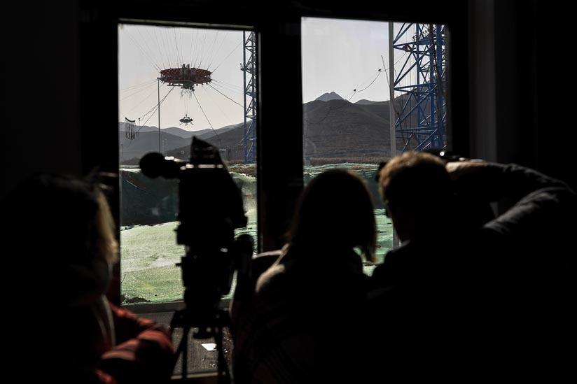 China finalizó simulacro para lanzar misión a Marte en 2020