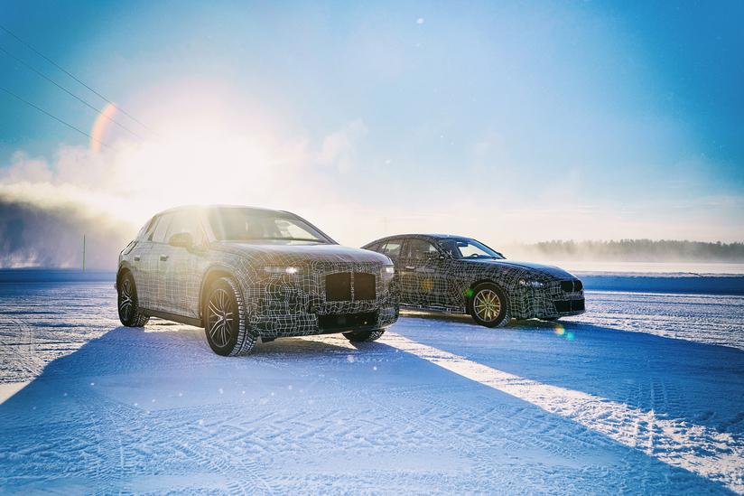 BMW mostró su primer modelo eléctrico para la gama media premium