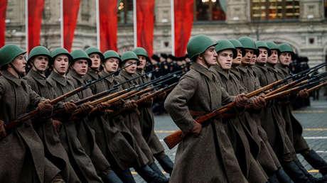 Moscú conmemora el histórico desfile de 1941 que le mostró al mundo que el Ejército Rojo no se daba por vencido