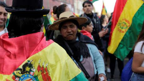 Ola de renuncias en el Gobierno de Bolivia