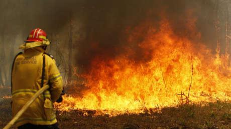 """""""Catastróficos"""" incendios en Australia: el estado más poblado se prepara para lo peor"""