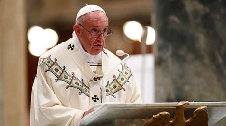 """El papa Francisco denuncia que ha """"comenzado a renacer el hábito de perseguir a los judíos"""""""