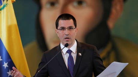 """Canciller venezolano afirma que ALBA-TCP tomará acciones para """"revertir"""" el golpe de Estado en Bolivia"""