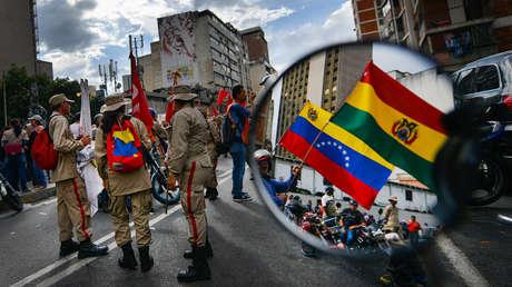 Resultado de imagen para El Gobierno de Bolivia ROMPE RELACIONES con Venezuela y expulsará a todos sus diplomáticos