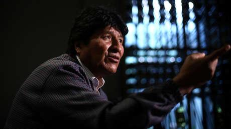 """Morales: EE.UU. nos ofreció un avión para salir de Bolivia pero """"estuve seguro de que nos llevaría a Guantánamo"""""""