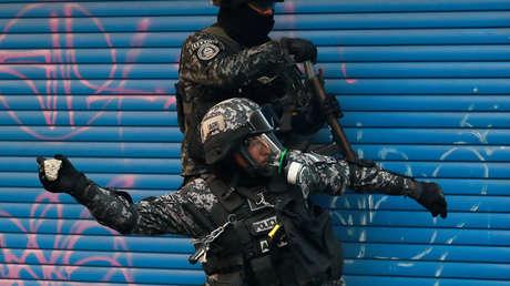 """La CIDH met en garde contre le """"décret grave"""" qui exonère les forces armées boliviennes de toute responsabilité pénale"""