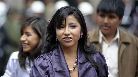 Conceden salvoconducto a la hija de Evo Morales para que reciba asilo en México