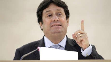 """""""Lo grabaron de mi teléfono"""": embajador de Colombia en EE.UU. ofrece explicaciones sobre la escandalosa filtración"""