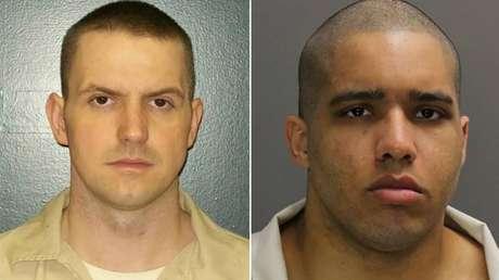 Dos hombres encarcelados de por vida matan a 4 presos para ser ejecutados, pero reciben más cadenas perpetuas