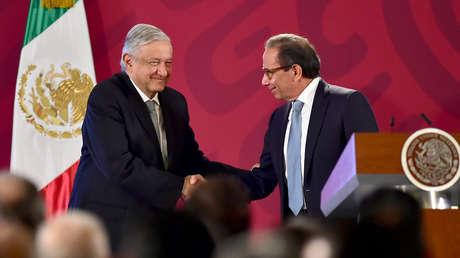 Gobierno de México anuncia un plan de infraestructura de 42.951 millones de dólares con la iniciativa privada