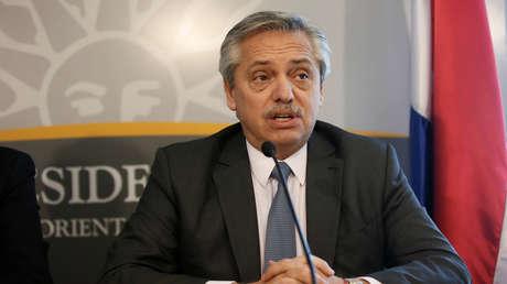 Alberto Fernández dice que no solicitará al FMI los 12.000 millones de dólares que restan del crédito a Argentina