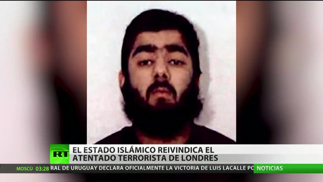 El Estado Islámico reivindica el atentado terrorista en Londres