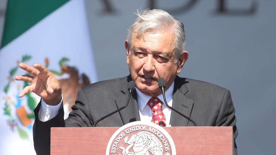 """López Obrador: """"Evo Morales fue víctima de un golpe de Estado"""""""