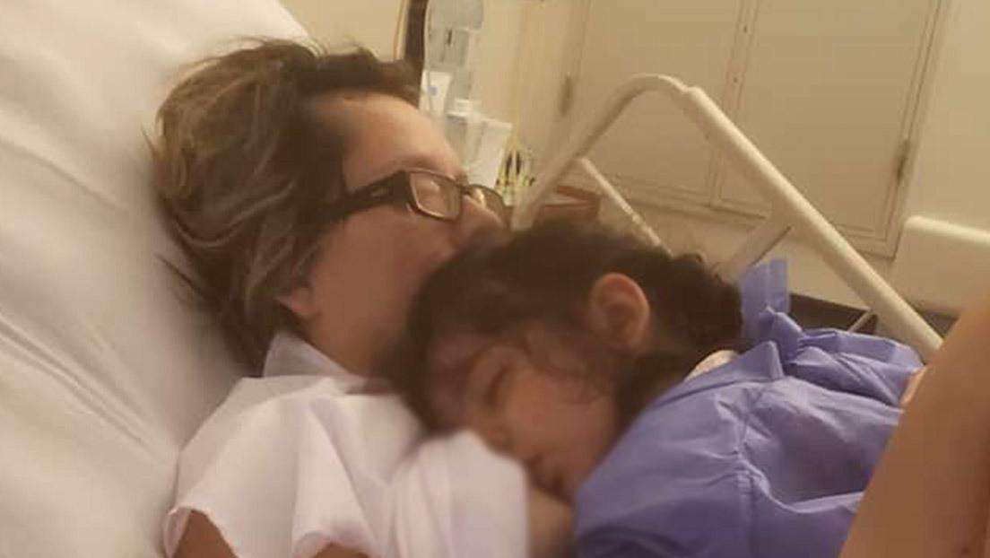 Mujer sale de un coma tras escuchar la voz de su hija