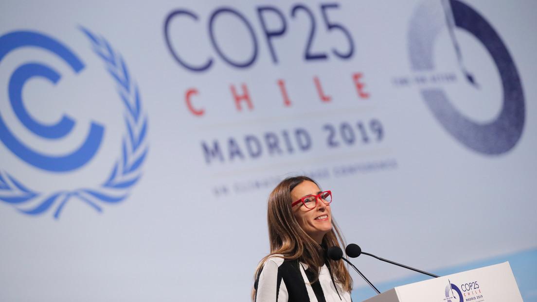 Chile asume la presidencia de la Cumbre del Clima destacando la insuficiencia de los Acuerdos de París