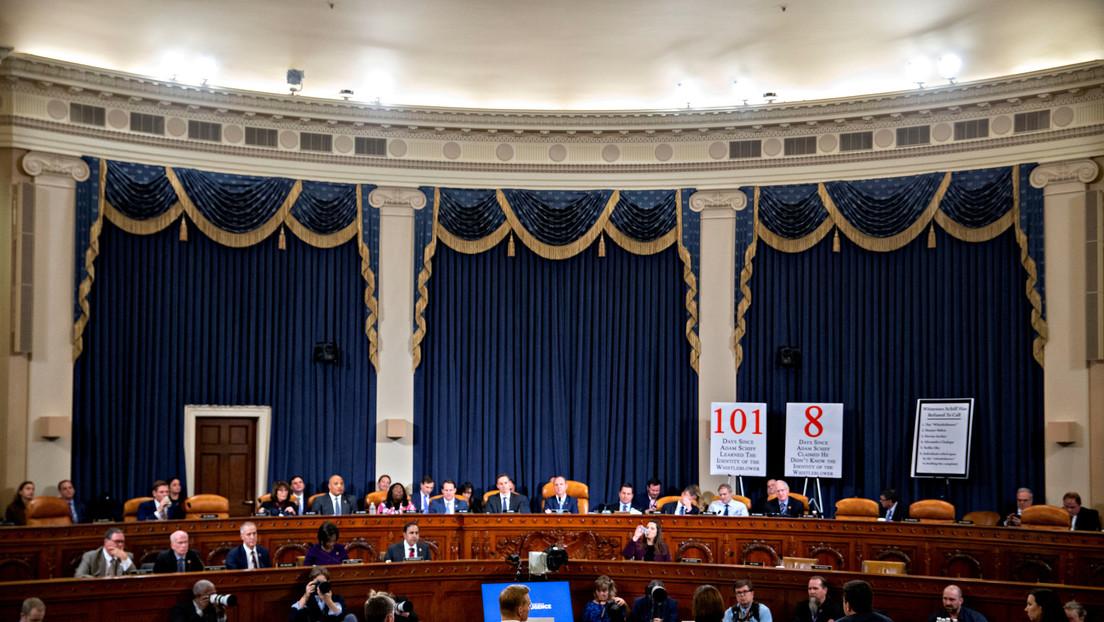 La Casa Blanca no participará en la próxima audiencia sobre el proceso de 'impeachment' contra Trump