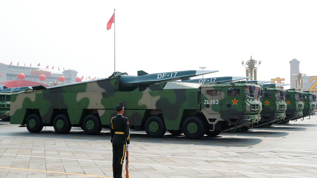 No solo los DF-17: China desarrolla en simultáneo varios proyectos de misiles hipersónicos