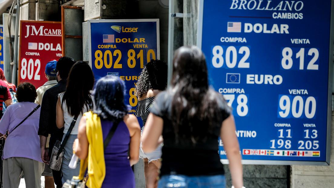 La economía de Chile cae 3,4 % en octubre, mes en que se desató el conflicto social