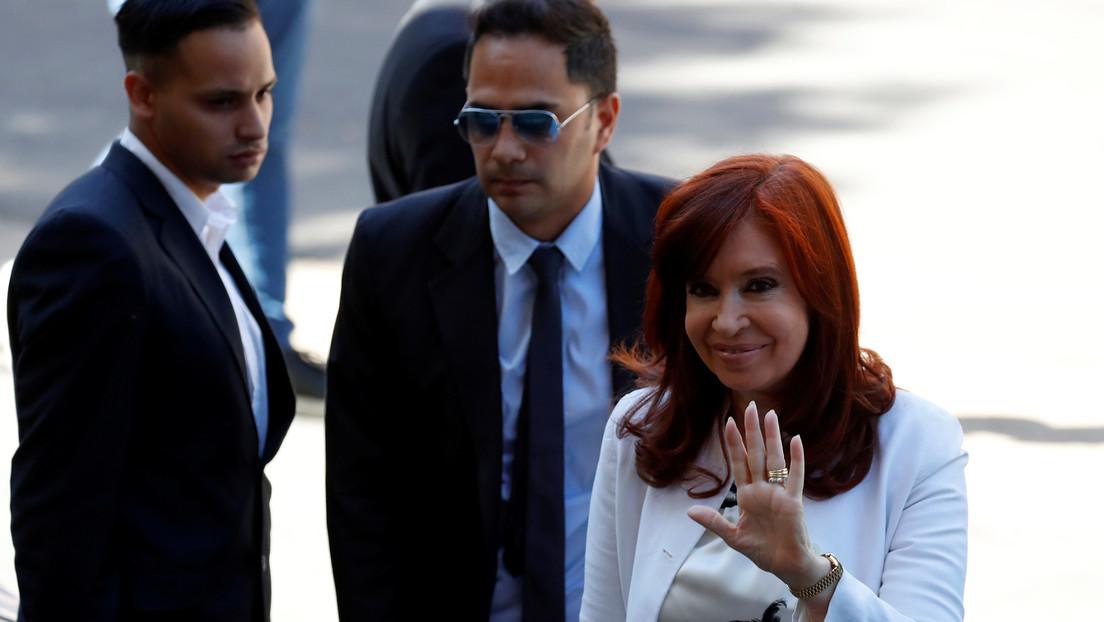 """""""Esto es lo que no querían que vieras"""": Cristina Kirchner publica video de su declaración en juicio por obras públicas"""