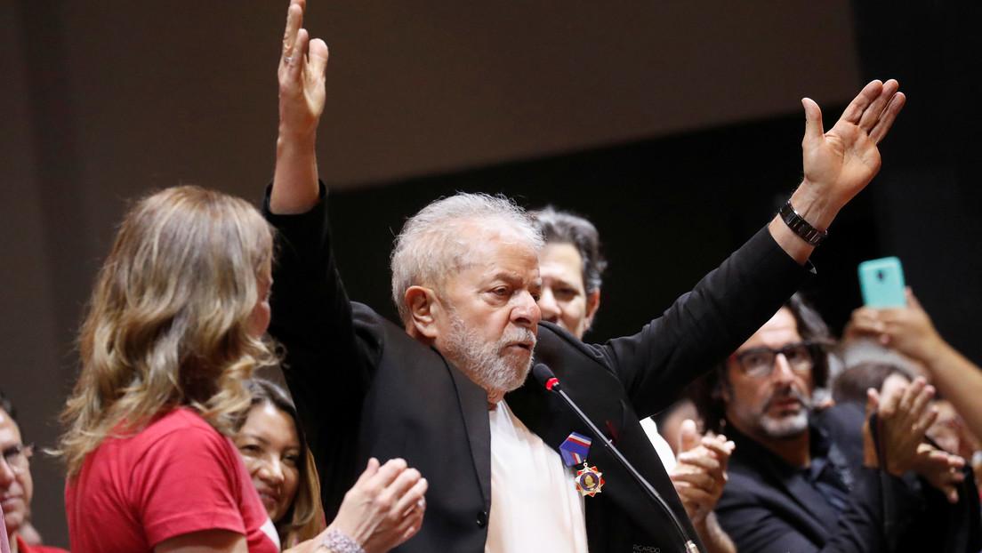 Defensa de Lula presenta un recurso para rechazar la ampliación de su condena a 17 años en el caso Atibaia