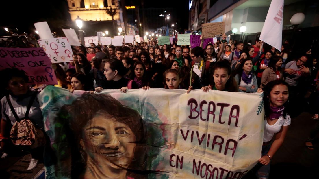 Condenan de 30 a 50 años de cárcel a los autores materiales del asesinato de la activista hondureña Berta Cáceres