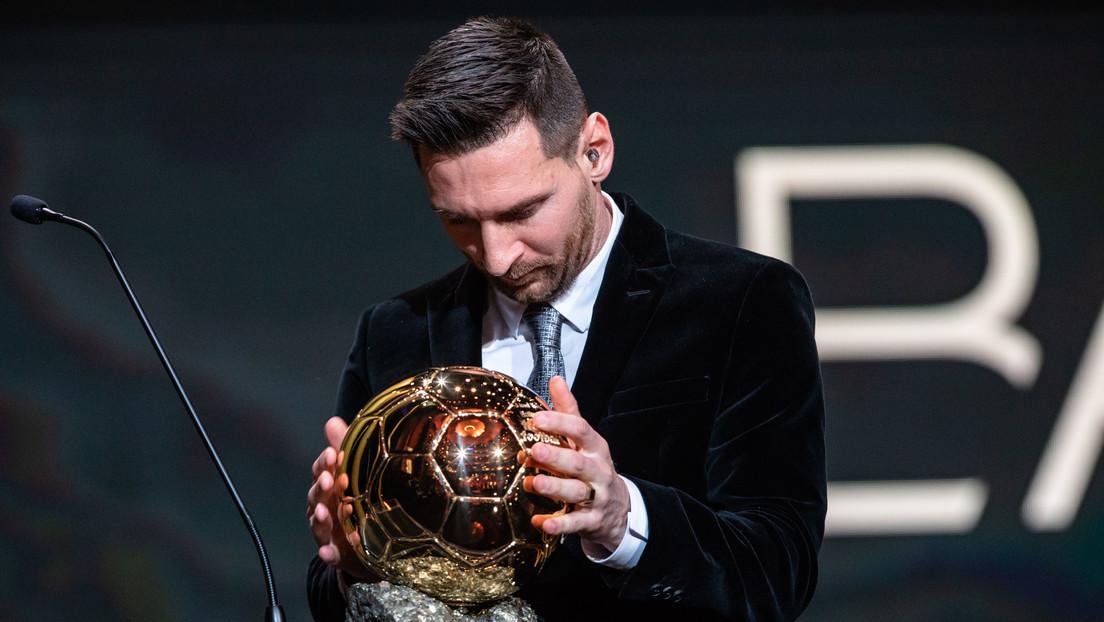 Me dolió cuando Cristiano ganó el quinto Balón de Oro
