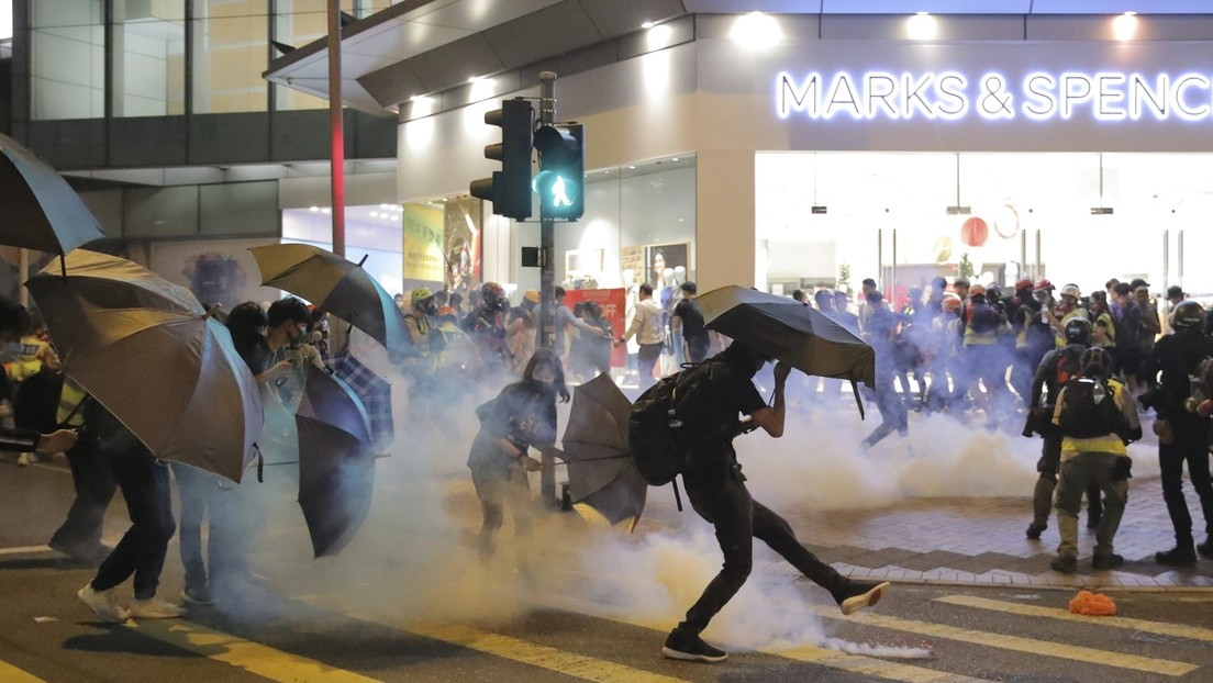 China promueve una polémica ley de seguridad para Hong Kong