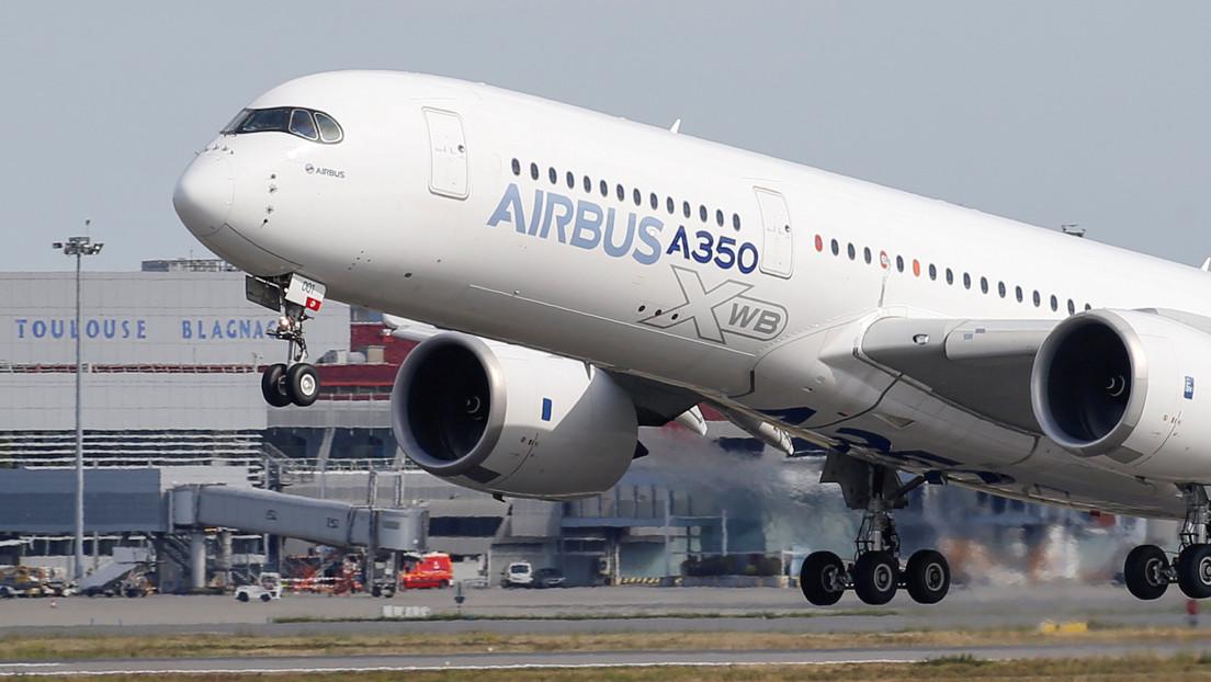 EE.UU. considera aumentar sus aranceles a la UE tras revelarse que Airbus sigue recibiendo subsidios del bloque comunitario