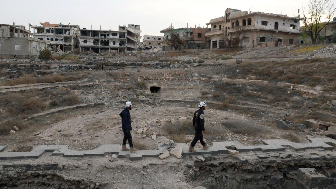 Rusia desmiente el artículo de The New York Times sobre supuesto ataque de aviones rusos contra un campo de refugiados en Siria