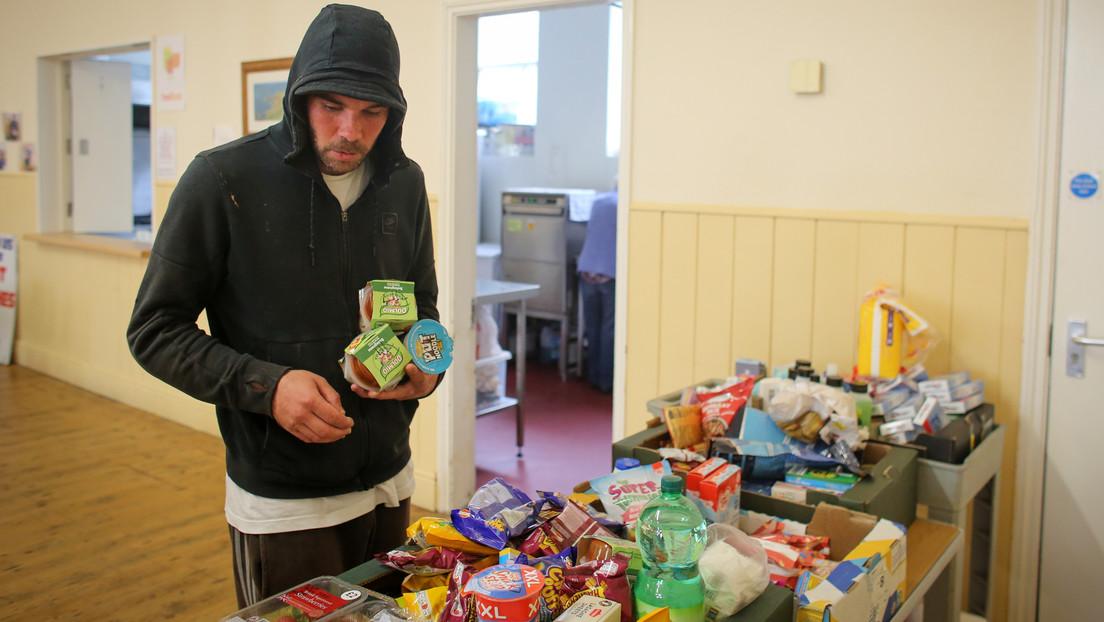 Hijo adicto de una familia millonaria que lleva 21 años viviendo en la calle encuentra la motivación para dar un giro a su vida
