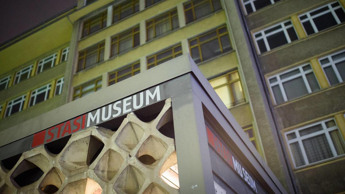 Roban medallas y joyas del museo de la Stasi en Berlín una semana después del robo de 1.100 millones de dólares en joyas en otro museo alemán