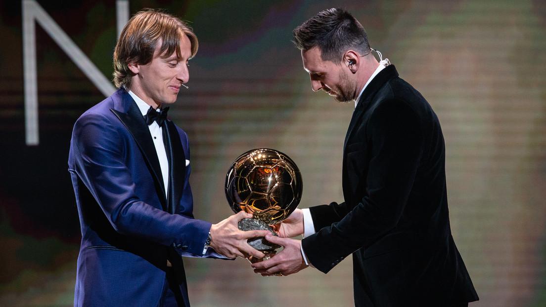 """""""Por respeto tienes que estar ahí"""": Modric critica a Ronaldo por no asistir a la gala del Balón de Oro 2019"""