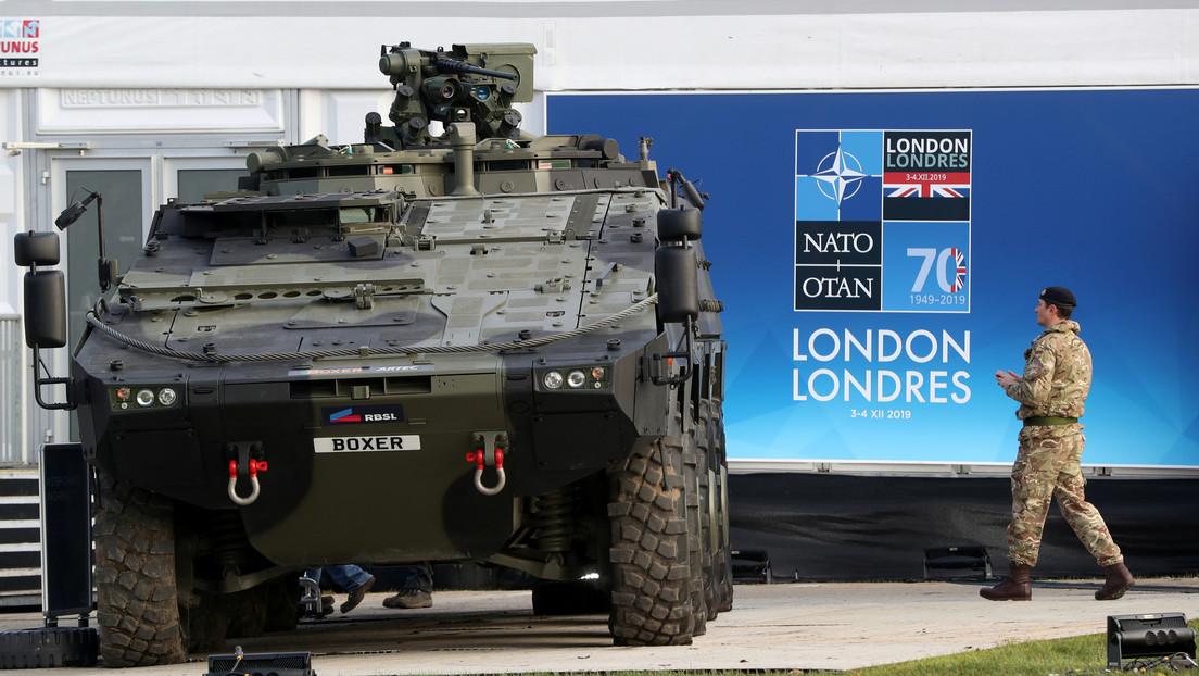 """Putin: """"La expansión de la OTAN y el desarrollo de su infraestructura cerca de las fronteras de Rusia es una amenaza potencial para nuestra seguridad"""""""