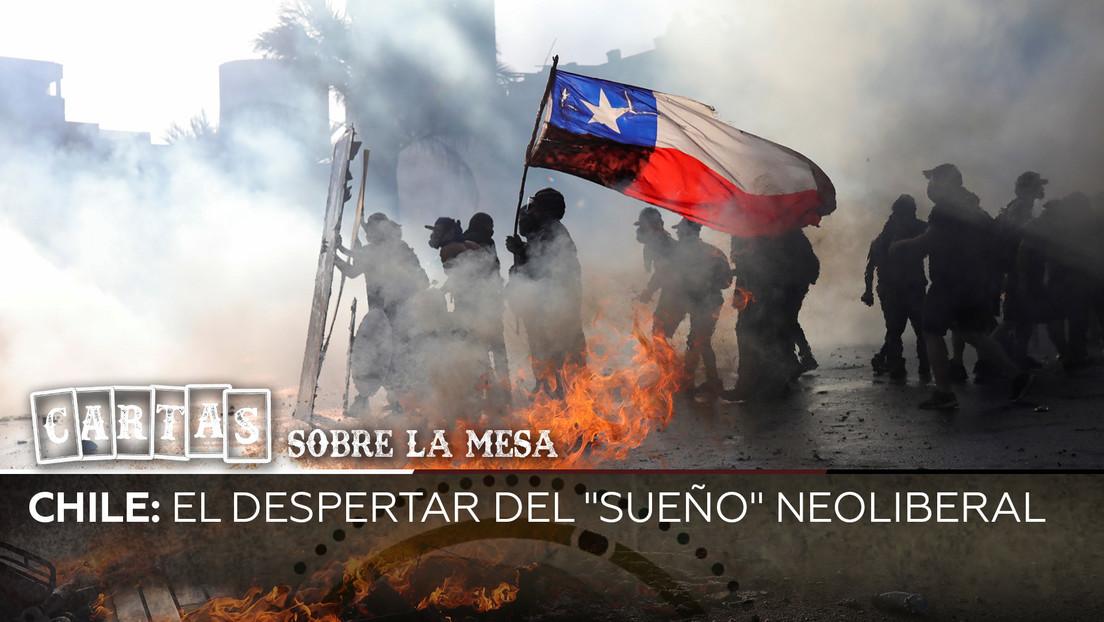 """Chile: el despertar del """"sueño"""" neoliberal"""