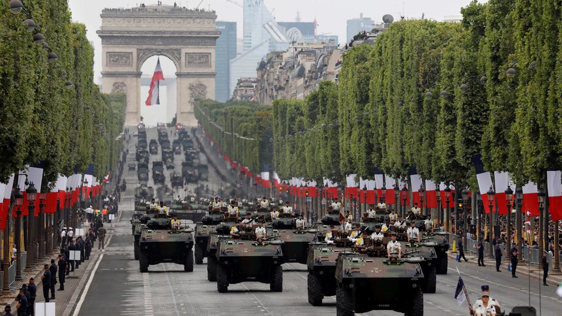 """""""El 'terminator' nunca marchará por los Campos Elíseos"""": la ministra de Defensa francesa alza su voz contra el despliegue de 'robots asesinos'"""