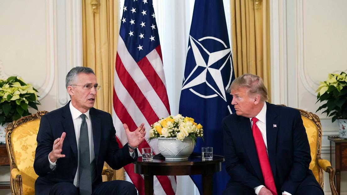 """Trump afirma que Turquía """"es un miembro de la OTAN muy bueno o lo será"""""""