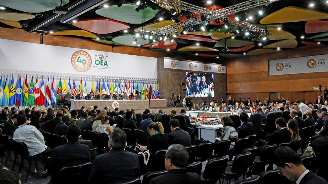 Académicos piden a la OEA retirar declaraciones sobre Bolivia que justificaron el golpe de Estado