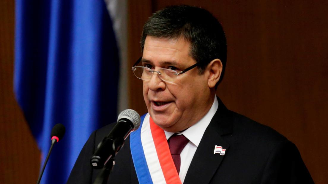 La Fiscalía de Paraguay abre una investigación al expresidente Horacio Cartes