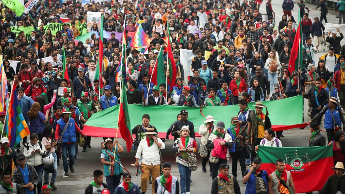 El mayor gremio de Colombia rechaza el pedido del Gobierno de suspender la huelga