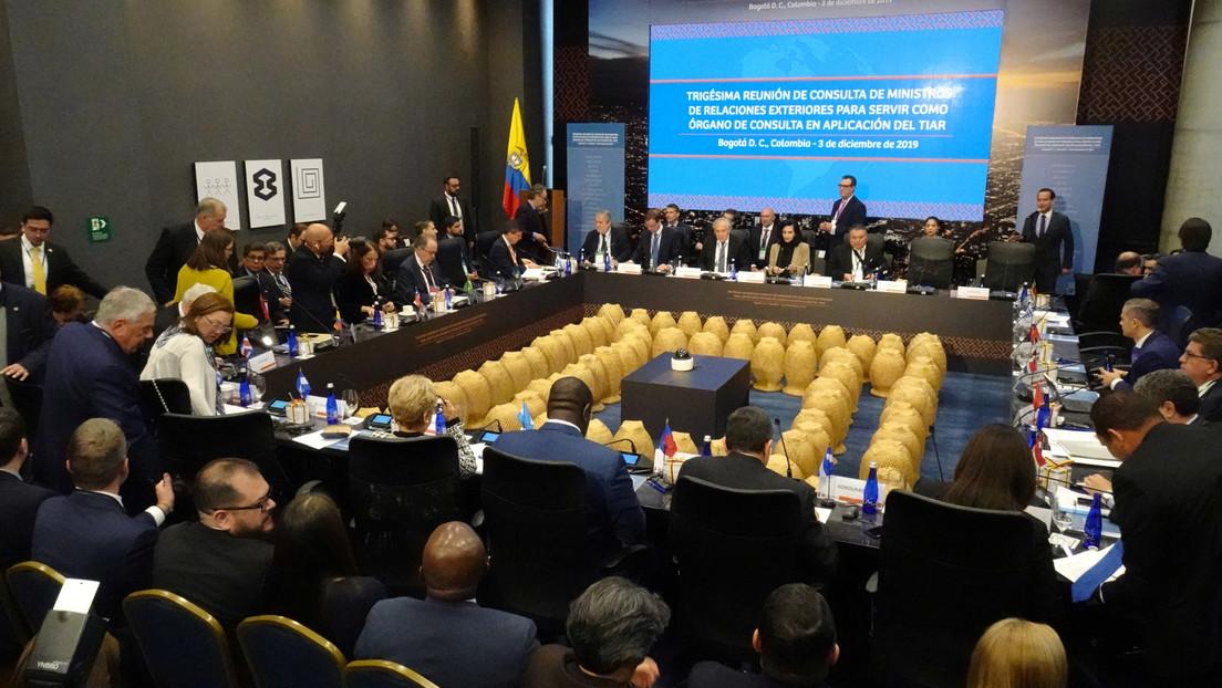 Países del TIAR aprueban restricción de tránsito contra funcionarios venezolanos