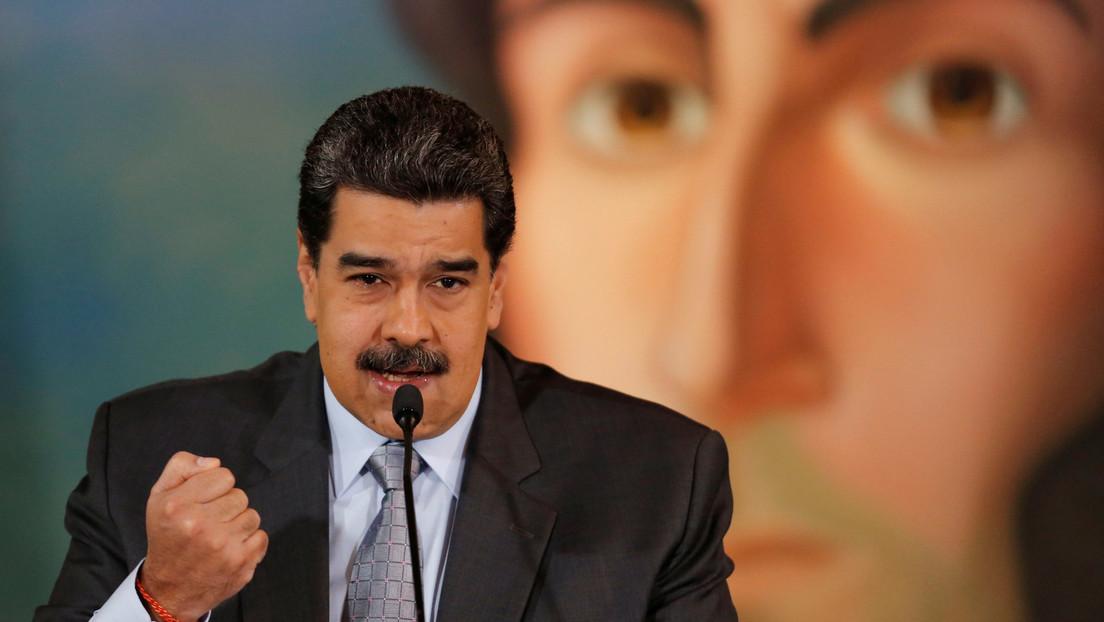 """Maduro tacha de fracaso la """"reunión de fantoches"""" del TIAR que impone restricciones a su Gobierno"""