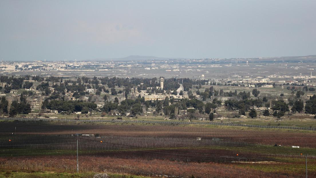 La ONU exhorta a Israel a poner fin a la ocupación de los Altos del Golán sirios