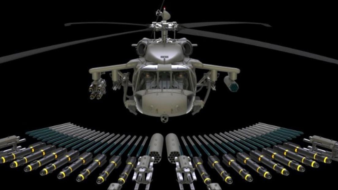 Sikorsky ofrece el primer helicóptero de combate Black Hawk totalmente adaptado para América Latina